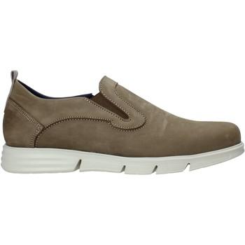Pantofi Bărbați Pantofi Slip on Rogers 3020-NOB Verde