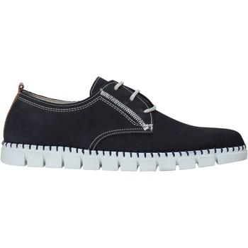 Pantofi Bărbați Pantofi Derby Rogers 2572-NOB Albastru