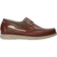 Pantofi Bărbați Pantofi barcă Rogers 2871-ESC Maro