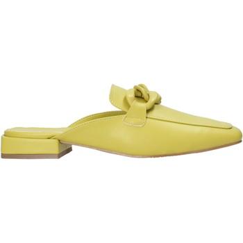 Pantofi Femei Espadrile Grace Shoes 228006 Galben