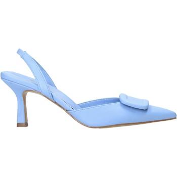 Pantofi Femei Sandale  Grace Shoes 396004 Albastru