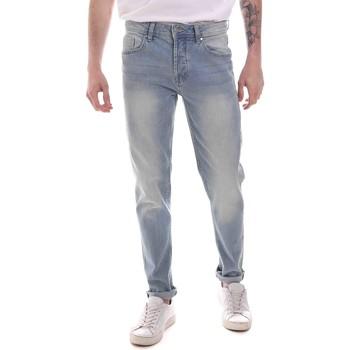 Îmbracaminte Bărbați Jeans drepti Sseinse PJE760SS Albastru