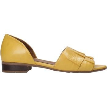 Pantofi Femei Sandale  Bueno Shoes 21WN5100 Galben