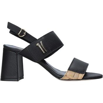 Pantofi Femei Sandale  Alviero Martini E124 587A Negru