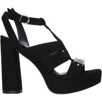 Pantofi Femei Sandale  Alviero Martini E128 8058 Negru