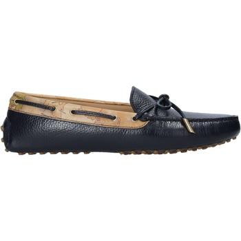 Pantofi Femei Mocasini Alviero Martini P737 587A Negru