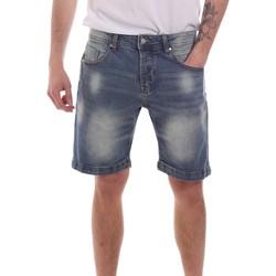 Îmbracaminte Bărbați Pantaloni scurti și Bermuda Sseinse PBJ761SS Albastru