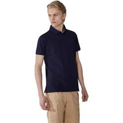 Îmbracaminte Bărbați Tricou Polo mânecă scurtă Trussardi 52T00492-1T003600 Albastru
