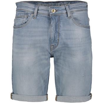 Îmbracaminte Bărbați Pantaloni scurti și Bermuda Gaudi 111GU26037 Albastru