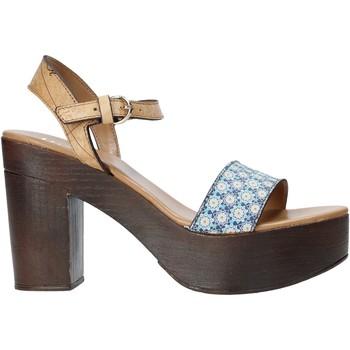Pantofi Femei Sandale  Alviero Martini E112 626A Albastru