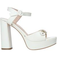 Pantofi Femei Sandale  Alviero Martini E129 8578 Alb