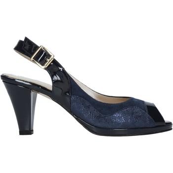 Pantofi Femei Sandale  Confort 17E9234P Albastru