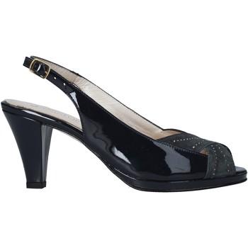 Pantofi Femei Sandale  Confort 17E9245P Albastru