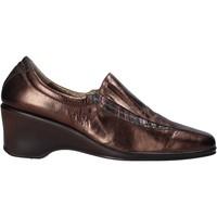 Pantofi Femei Mocasini Confort 6309 Maro