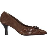 Pantofi Femei Pantofi cu toc Confort 6260 Maro