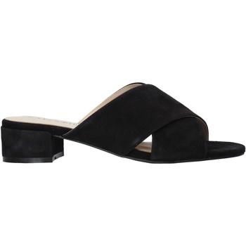 Pantofi Femei Papuci de vară Café Noir XG5156 Negru