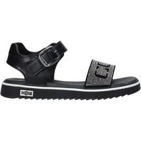 Pantofi Fete Sandale  Cult STONE1 Negru