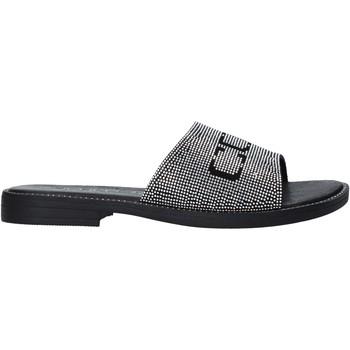 Pantofi Fete Papuci de vară Cult DREAM Negru