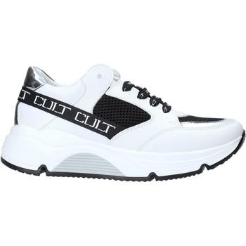 Pantofi Copii Pantofi sport Casual Cult GO1 Alb