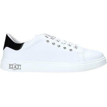 Pantofi Copii Pantofi sport Casual Cult MUST3 Alb