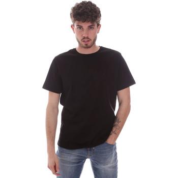Îmbracaminte Bărbați Tricouri mânecă scurtă Navigare NV71003 Negru