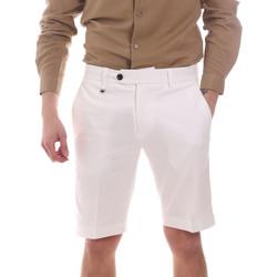Îmbracaminte Bărbați Pantaloni scurti și Bermuda Antony Morato MMSH00141 FA800142 Alb