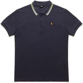 Îmbracaminte Bărbați Tricou Polo mânecă scurtă Refrigiwear RM0T24000PX9032 Albastru