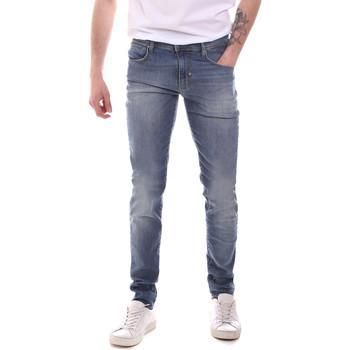 Îmbracaminte Bărbați Jeans drepti Antony Morato MMDT00234 FA750292 Albastru
