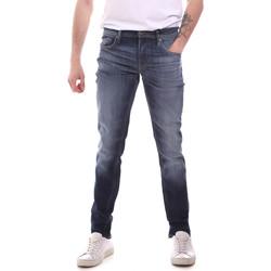 Îmbracaminte Bărbați Jeans slim Antony Morato MMDT00242 FA750301 Albastru