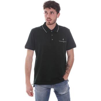 Îmbracaminte Bărbați Tricou Polo mânecă scurtă Navigare NV72068 Verde