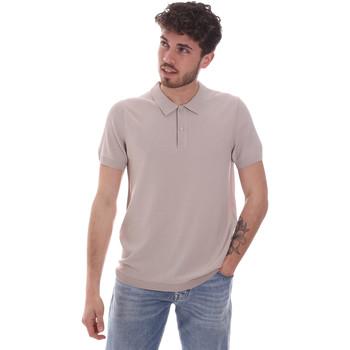 Îmbracaminte Bărbați Tricou Polo mânecă scurtă Gaudi 111GU53015 Bej