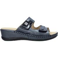 Pantofi Femei Papuci de vară Susimoda 1865 Albastru