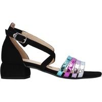 Pantofi Femei Sandale  Carmens Padova 45060 Negru