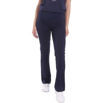 Îmbracaminte Femei Pantaloni fluizi și Pantaloni harem Key Up 5LI20 0001 Albastru