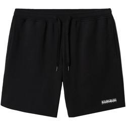 Îmbracaminte Pantaloni scurti și Bermuda Napapijri NP0A4FHJ Negru