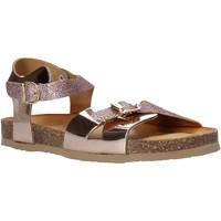 Pantofi Fete Sandale  Bionatura 22B 1005 Roz