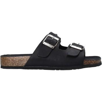 Pantofi Femei Papuci de vară Bionatura 10THEDB-I-GAUNER Negru