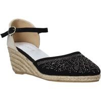 Pantofi Femei Espadrile Café Noir HR9440 Negru