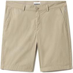 Îmbracaminte Bărbați Pantaloni scurti și Bermuda Napapijri NP0A4F9V Bej
