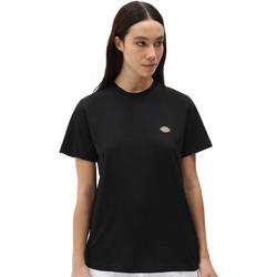 Îmbracaminte Femei Tricouri mânecă scurtă Dickies DK0A4XDABLK1 Negru