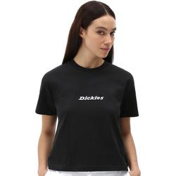 Îmbracaminte Femei Tricouri mânecă scurtă Dickies DK0A4XBABLK1 Negru