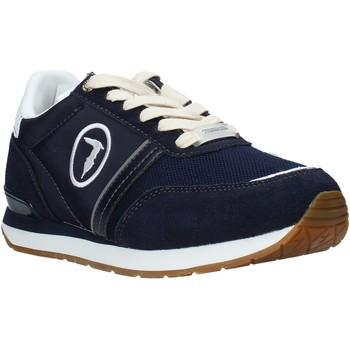Pantofi Bărbați Pantofi sport Casual Trussardi 77A00342-9Y099998 Albastru