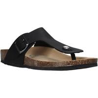 Pantofi Bărbați  Flip-Flops Bionatura 11FINGU-I-CRHNER Negru