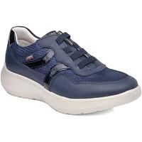Pantofi Femei Pantofi Slip on CallagHan 17006 Albastru