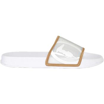Pantofi Femei Mocasini Trussardi 79A00655-9Y099998 Alb