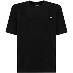 Îmbracaminte Bărbați Tricouri mânecă scurtă Dickies DK0A4TMOBLK1 Negru