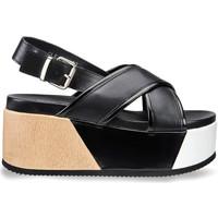 Pantofi Femei Sandale  Cult CLE104339 Negru