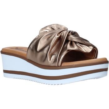 Pantofi Femei Papuci de vară Susimoda 1909 Maro