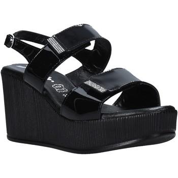 Pantofi Femei Sandale  Susimoda 390241 Negru