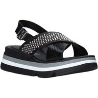 Pantofi Femei Sandale  Keys K-4952 Negru